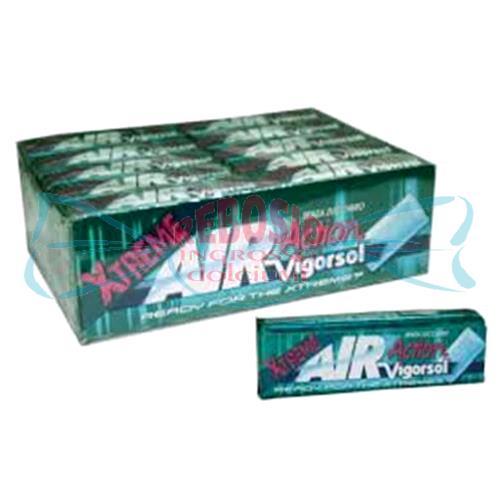 VIGORSOL AIR ACTION STICK PZ.40 Perfetti Van Melle