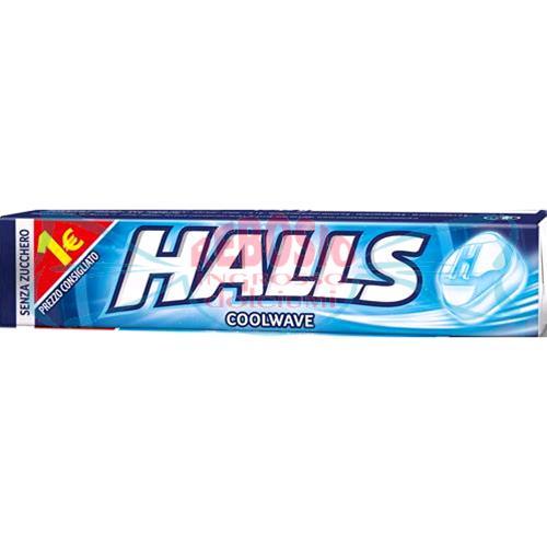 HALLS EXTRA FORTE SUGAR FREE GR.32 PZ.20 Halls